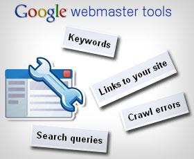 Herramientas para webmasters.