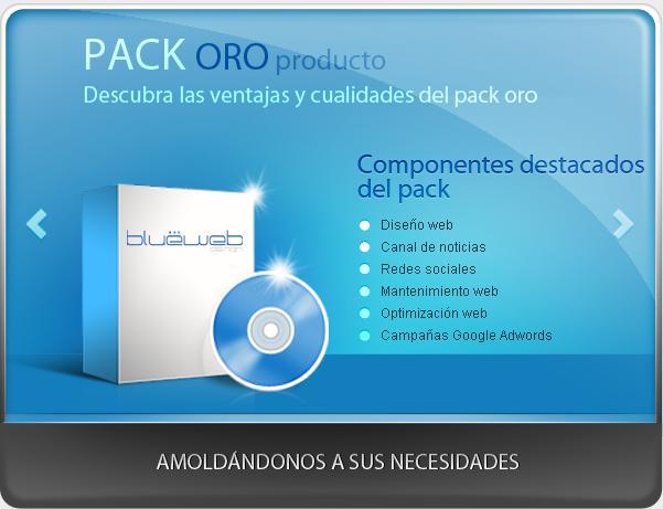 Pack Oro