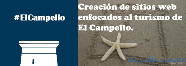 Páginas web El Campello.