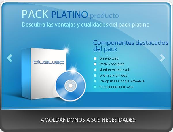 Pack Platino