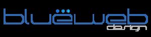 Logotipo de nuestra empresa de páginas web en Alicante Bluewebdesign.