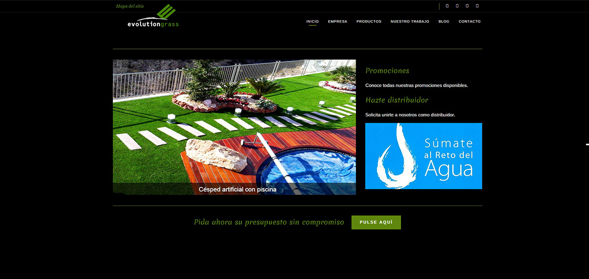 Empresa Evolutiongrass