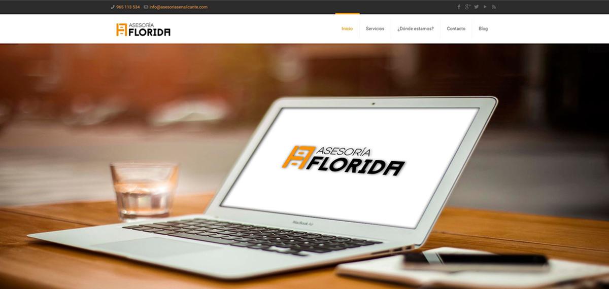 Trabajo realizado Asesoria Florida