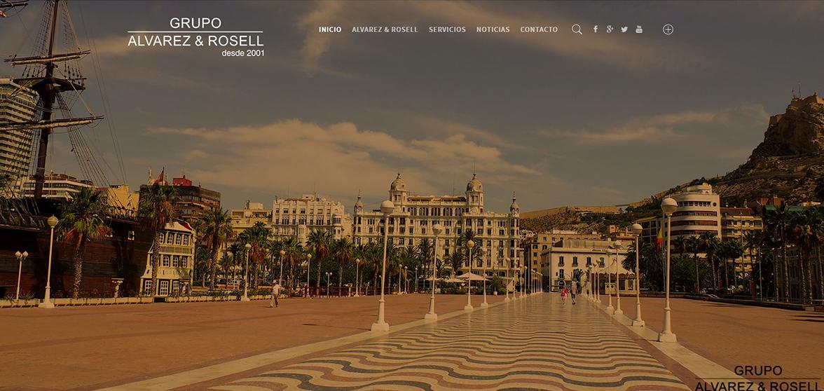 Trabajo realizado para la empresa Álvarez & Rosell
